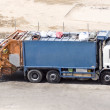Garbage truck — Stock Photo #36825829