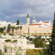 Churches of Jerusalem — Stock Photo