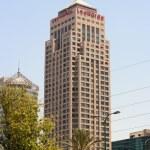 Tel-Aviv Hotel Leonardo — Stock Photo #37170249