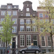 Amsterdam house — Stock Photo