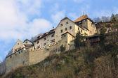 Castle Prince of Liechtenstein — Stock Photo