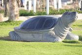 Turtle statue — Stock Photo