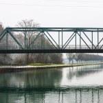 Steell bridge — Stock Photo