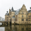 Stock Photo: Ancient castle on water in Dortmund
