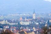 Small German village — Foto Stock