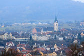 Small village in Germany — Stock Photo