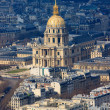 Cathedral Les Invalides — Stock Photo #39902239