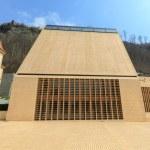 New building Parliament of Liechtenstein — Stock Photo #42392657