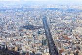 Panorama of Paris — Stock Photo