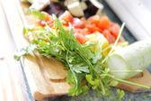 Healthy food - fresh vegetables — Стоковое фото