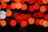 Abstract circular bokeh background, light bokeh — Stock Photo
