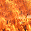 Fire background — Stock Photo #13439862