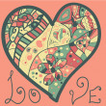 Valentine wedding love concept — Stock Vector #19769571