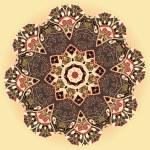 Oriental mandala motif — Stock Vector #21706053