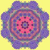 Восточные Мандала мотив — Cтоковый вектор