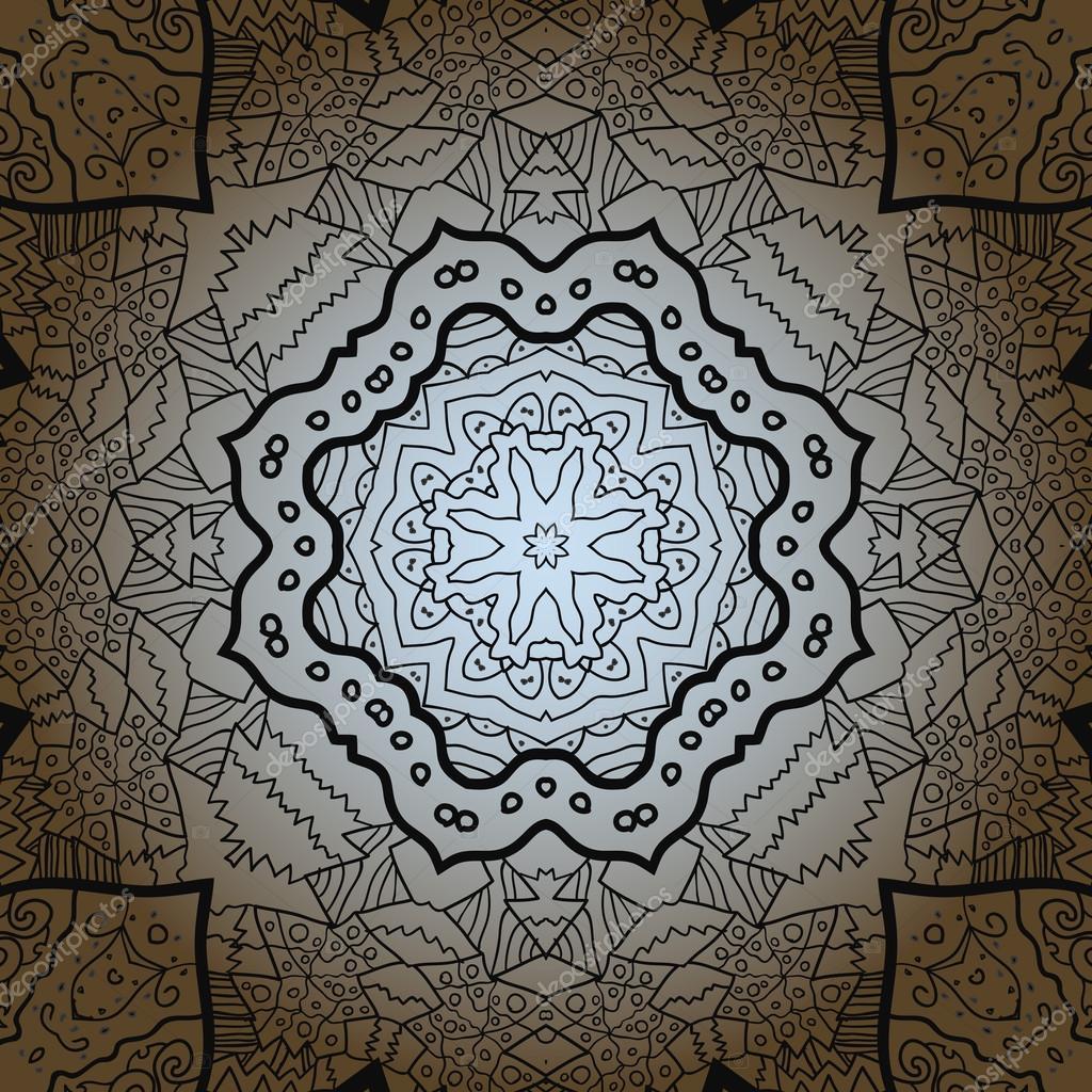 vektor nahtlose muster moderne stilvoll textur sich wiederholende geometrische fliesen mit. Black Bedroom Furniture Sets. Home Design Ideas