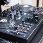 DJ player — Stock Photo
