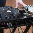 dj player — Stock Photo