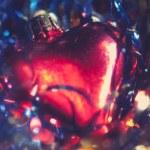 Heart-shaped decor xmas — Stock Photo #36786197