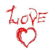 Love heart design — Stock Photo