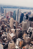 New York from above — Stock Photo