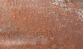 Rusty sheet background — Stock Photo