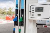 Petrol-station — Foto Stock