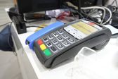 POS terminal — Stock Photo
