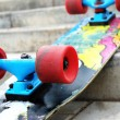 Vintage Skateboard — Stock Photo #51730151