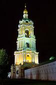 Mosteiro de novospassky, em moscou — Fotografia Stock