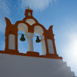 Church Santorini, Greece — Stock Photo