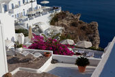 Santorini Greece — Stockfoto