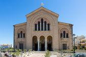Agios Dionysios Church, Zakynthos City — Stock Photo