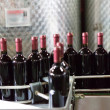 Stock Photo: Wine production