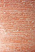 External texture of clay pot — Stockfoto