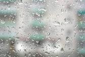 На лето, дождь день — Стоковое фото