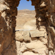 Masada, Israel — Stock Photo