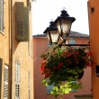 Street of Grasse, France — Stock Photo