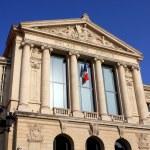 Palais de Justice, Nice — Stock Photo #14069257