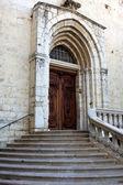 Cattedrale di grasse, francia — Foto Stock