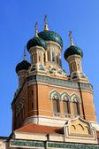 圣尼古拉东正教大教堂,很好 — 图库照片