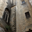 The Papal palace, Avignon — Stock Photo