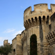 Avignon walls, France — Stock Photo