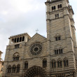 The Cathedral of Saint Lawrence, Genoa — Photo