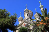 Orthodox Church, San Remo — Stock Photo