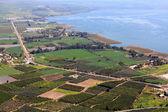Mar de galilea, israel — Foto de Stock