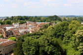 View from the Warwick castle — Stock Photo