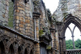 Ruinerna av holyrood abbey, edinburgh — Stockfoto