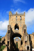 Jedburgh Abbey, Scotland — Foto Stock