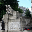 The Royal Artillery Memorial, London, England — Stock Photo